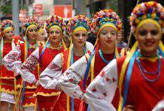 Festival en Santiago de Chile Mujeres chilenas Femmes chiliennes