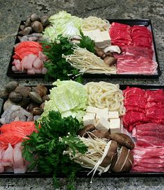 In our family, everyone loves shabu shabu. For years, The Shabu Shabu House was our Go-To place for special occasions and birthdays. Korean Dishes, Korean Food, Hot Pot, Shabu Shabu Recipe, Asian Recipes, Healthy Recipes, Catering, Laos Food, Asian Cooking