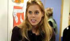 britishroyals:  Princess Beatrice made her first official engagement as Patron of The Sick Kids Friends Foundation earlier today, where she visited the Royal Hospital for Sick Children in Edinburgh. September 19th 2013.