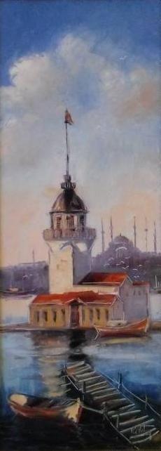 Ressam Atalay Köseoğlu