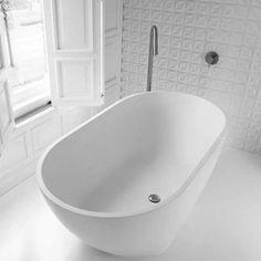 Dado Freestanding Stone Bath