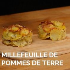 Millefeuille of potatoes with herbes de provence, Videos food Healthy Breakfast Recipes, Healthy Snacks, Healthy Recipes, Fun Recipes, Tasty Videos, Food Videos, Food Tags, Clean Eating Snacks, Love Food
