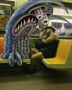 Et si on rendait les trajets en métro beaucoup moins ennuyeux ? Basé aux…