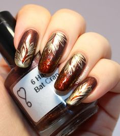 The Mani Café: Autumn Week - Flakies and Leaves