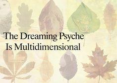 dreaming psyche  www.dreamtending.com