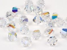 Our genuine Swarovski® Crystal beads are expertly cut and polished glass crystal, sure to give your pieces that extra sparkle and colour boost! Swarovski Crystal Beads, Glass Crystal, Faceted Glass, Crystal Jewelry, Metal Prices, Display Cases, Precious Metals, Iridescent, Bridal Jewelry
