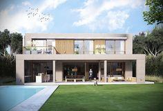 BDB Arquitectos - Casa GTI
