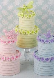 beautiful pastel cakes