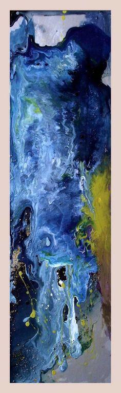 MIS CUADROS (Pintura abstracta): ABSTRACCIÓN INMÓVIL 3 ver http://danimarfi.blogspot.com