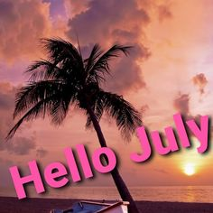 Hello July, Neon Signs, Holidays, Holiday, Holidays Events, Vacations, Vacation