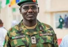 Breaking.......TERRORISTS ARE 99% NIGERIANS, TOTAL CRUSHING OF THEM DEPENDS ON NIGERIANS- Buratai (COAS) Human Rights Lawyer, Lieutenant General, Military Operations, The Agency, Gospel Music, Go Outside, Troops, Things To Think About, Army