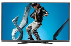 """Sharp, Lc Aquos Q+ Led Tv Smart Tv (Fullhd) Edge-Lit Brushed Silver """"Product Category: Audio/Video/Televisions"""" - Smart TVs and Gadgets Smart Tv, 80 Inch Tvs, Online Shopping, 3d Tvs, Black Friday Specials, Electronic Deals, Audio, Usb, Internet Tv"""