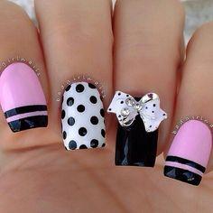 Moño style