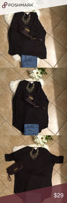 Shanala Mens Love Sunflower Classic T-Shirts Black