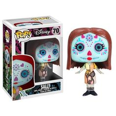 Funko Pop Disney Vinyl Day of The Dead Sally 4 inch 3658 Nightmare Before Xmas | eBay