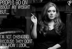 Love yourself no matter what size!