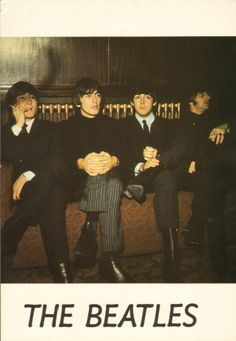 The Beatles were an English rock band that formed in Liverpool, in 1960. With John Lennon, Paul McCartney, George Harrison, and Ringo Starr, they became widely regarded as the greatest and most influential act of the rock era. Members: Paul McCartney, John Lennon, George Harrison, Ringo Starr, Pete Best, Stuart Sutcliffe