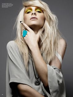 'He is No Lady' feat. Andrej Pejic by Moo King | Fashion Canada February 2012 V
