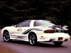 "1999 Pontiac Firebird Trans Am ""30th Anniversary"" Daytona 500 Pace Car"