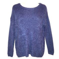 """NWOT Kensie Blue/Purple Sweater • S NWOT ultra soft blue/purple Kensie sweater in size small. Length 25"""". Kensie Sweaters Crew & Scoop Necks"""