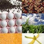 10 Natural Fertilizer Recipes ~ Do you want to make your own organic fertilizers? This is a list of 10 common items that you can use to supplement feed your garden ~ Banana peels, Coffee grounds, Egg shells, Seaweed, Cornmeal, Molasses, Human urine, Grass clippings, Chicken-cow-horse manure, Cat & dog food