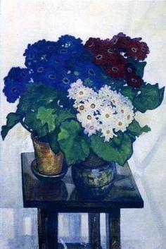 Galileo Chini, 1915. Oil on canvas