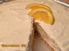 Dreamsicle Pie  http://www.momspantrykitchen.com/dreamsicle-pie.html