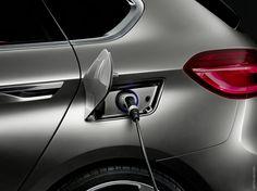 2012 BMW Concept Active Tourer
