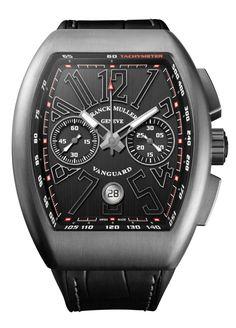 Franck Muller - Vanguard Chronograph