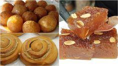 5 Νηστίσιμες συνταγές για γλυκά που θα λατρέψεις! | ediva.gr Greek Desserts, Vegan Recipes, Cooking Recipes, Doughnut, Dairy Free, French Toast, Recipies, Muffin, Food And Drink