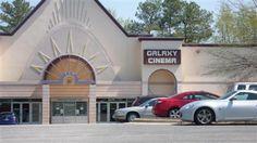 Galaxy Cinema. Cary, NC.