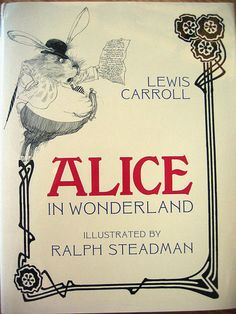 """Alice in Wonderland by Lewis Carroll. A renowned novel that has delighted and confounded for generations, readers will travel to an extraordinary place called Wonderland where, among other things, a deck of cards comes to life, all of the animals talk, and everything gets """"curiouser and curiouser!"""""""