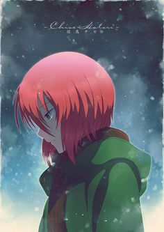 Hatori Chise from The Ancient Magus Bride