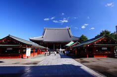 Senso-ji Temple - Asakusa, Taito, Tokyo