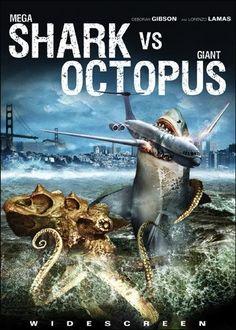Bad Movie Night: Shark vs Octopus