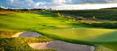 The Bear golf course in Traverse City, Michigan. Photo by TurnipseedTravel.com
