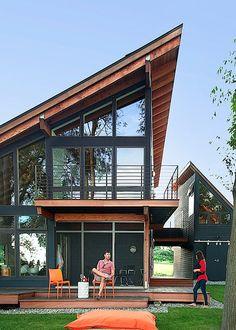 Design Review, Simple Design Architecture Inspiration In 2 Storey Villa LCdesign2 ~ Simple Design Architecture Inspiration In 2 Storey Villa
