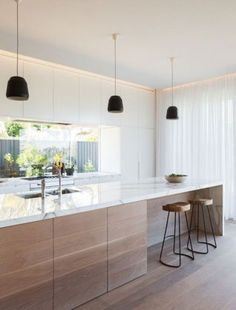 90+ elegant and modern kitchen decor ideas (2)