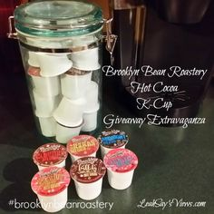 Burrr it's cold outside, time to warm up with a hot cuppa from #BrooklynBeanRoastery #Cocoa #Coffee #KCups Event ends 1/26/15.