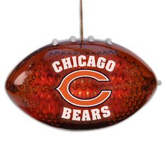 Chicago Bears ornament