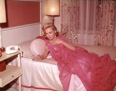 Sandra Dee and princess phone
