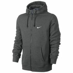 Nike Club Swoosh Fleece Hoodie #PinYourResolution