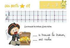 Mots outils CP