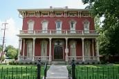 Belle Grove Historic District - Fort Smith, Arkansas. Bonneville House Built in 1870, the historic  Bonneville House was the  home of the widow of famed  Western explorer, General  Benjamin Bonneville.