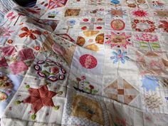 Supergoof Quilts: Quilt Stonefields