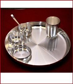 159 Best Silver Pooja And Household Items Images In 2020