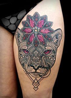 #tattoo #puma