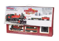 Bachmann Christmas Special Model Railroad Steam Locomotive O Gauge BAC00323