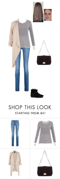 """""""Sem título #7600"""" by gracebeckett on Polyvore featuring moda, 7 For All Mankind, Zoe Karssen, New Look, Christian Dior e Isabel Marant"""