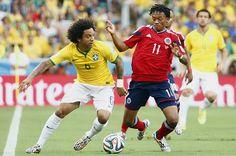 EN VIVO: Brasil 1-1 Colombia chocan en Manaos por las Eliminatorias Rusia 2018